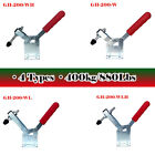 400KG GH-200 Hand Tool U Bar Toggle Clamp Horizontal Clamp Quick Release Tool