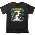 Def Leppard Hysteria T Shirt Mens Licensed Rock N Roll Music Band Tee New Black image