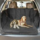 StoreInventorypet dog car seat cover hammock waterproof back carrier rear mat bench protector