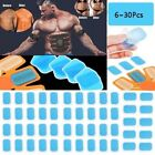 6/12/20/30 PCS Trainer Replacement Gel Pad Abdominal Toning Belt Accessories ABS image