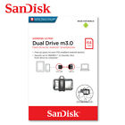SanDisk 16GB 32GB 64GB Ultra Dual Drive OTG microUSB USB 3.0 for Android Phones
