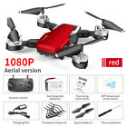 WIFI Drone 1080P Camera Foldable RC Aircraft Quadcopter Selfie FPV GPS High Hold