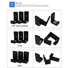 Wall Mount Bracket Stand Holder Set for PlayStation 4 PS4 Slim Pro Game Console