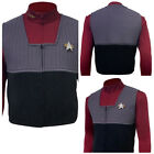Star Trek Generations Halloween Costume Jacket Outfit Cosplay Vest on eBay