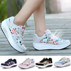 Lightweight Womens Athletic Sports Shoes Breathable Sneakers Trainers Lace