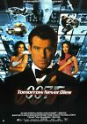 248107 Tomorrow Never Dies Movie Art WALL PRINT POSTER AU $19.95 AUD on eBay