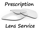Replacement Lens Service for Prescription Rx Eyeglasses Custom Eyewear Lenses