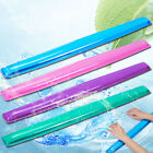 Clear Silicone Gel Keyboard Wrist Rest Pad Office Desk Hand Support Cool .