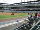 2 Midfield Tickets Colorado Rockies vs Cleveland Indians 9/4 on Ebay