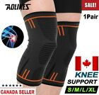 Knee Support Compression Sleeve Brace Strap Patella Leg Protector Running Sports