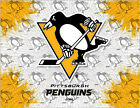 Pittsburgh Penguins HBS Gray Gold Hockey Wall Canvas Art Picture Print $56.00 USD on eBay