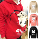 Animal Pouch Hood Tops