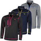 Puma Golf Mens Go Low 1/4 Zip DryCell Wicking Chest Pocket Sweater 50% OFF RRP