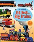 Usborne Big Book of Big Trains [Big Books]  Cullis, Megan  Good  Book  0 Hardcov