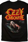 Bark at the Moon Ozzy Osbourne Cotton Black Men S-4XL Reprint T-Shirt K1456 image