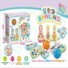 Children's Bowling Toy set, Children's / Toddler Indoor Outdoor Bowling Game US