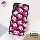 NEW BETTY BOOP FACE COLLAGE Phone Case for iPhone 11 Pro Max & Samsung S10 $21.99 USD on eBay