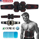Ultimate EMS Muscle Simulator Abs Excerciser Training Abdominal Muscle Trainer image
