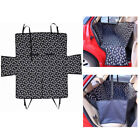 Car Rear Back Seat Cover Car Boot Safety Mat Hammock Protector for Pet Dog Cat