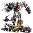 Transformers Generations Power Of The Primes Volcanicus Dinobot KO 5 In One BPF For Sale