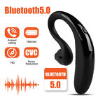 Trucker Wireless Mic Bluetooth 5.0 Noise Cancelling Headset Earpiece Ear Hook US