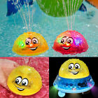 Toy Water Electric Induction Spray Light Bath Children Baby Sprinkler Infant