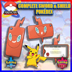 Pokemon    Sword and Shield     HOME  Complete Full Galar Pokedex  Shiny 6IVs