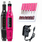 ⭐Professional Nail File Drill Electric Manicure Pedicure Portable Salon Machine