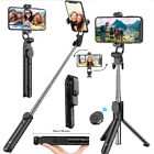360° Selfie Stick Bluetooth Remote Tripod Monopod Holder Stand For iOS Android