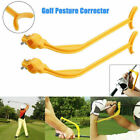 Golf Swing Training Aid Trainer Tools Practice Guide Grip for Beginner Set UK
