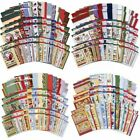 New Hunkydory Christmas Deco Large Card Kit P&P Discounts Decoupage