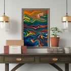Colorful Abstract Art | Double Spectrum | Contemporary Art