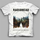 Radiohead How To Disappear Reprint Cotton White For Men T-shirt S-4XL YY502 image