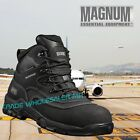 MAGNUM Broadside Safety Boots Composite Metal Free Waterproof Work Boots Uniform