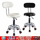 Adjustable Beauty Spa Salon Stool Barber Tattoo Hairdresser Chairs Rolling Chair