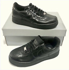 Nike Air Force One Uptowns AF1 '07 Men's Classic Sneakers Sizes 7-13 Black