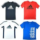 adidas Big Boys Kids Youth Short Sleeve Shirt T-Shirt Tee Multiple Colors