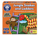 Orchard Toys – Jungle Snakes & Ladders Mini Game