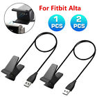 USB Charging Cable Replacement Charger Cord For Fitbit Alta Smart Watch Tracker