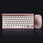 Wireles Bluetooth V3.0 Slim Keyboard and Mouse  Set for PC iOS iPads Android Mac