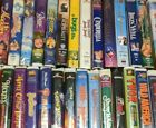 Discount Vintage VHS Movies - Pick Your Titles, Build Your Own Bundle and Save $4.75 USD on eBay