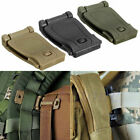 5pcs Edc Molle Strap Backpack Bags Webbing Connecting Tool& Buckle Outdoor L0z1