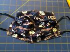 UCONN Connecticut Face Covering fabric Mask Ties OR Elastic USA New