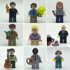 LEGO The Office Custom Minifigures - Michael Scott, Jim, Pam, Dwight - You Pick!