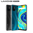 "Umidigi A7 Pro 4gb + 64gb / 128gb Smartphone 6.3"" Global Unlocked Android Phones"