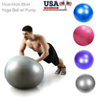Sports Exercise Workout Yoga Balls 55/65/85CM For Yoga Fitness Pilates Training image