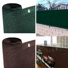 1M 2M Wide HDPE Netting Windbreak Shade Greenhouse Plant Protection Screen Fence
