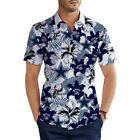 US KY Plus Size Dallas Cowboys Hawaiian Shirts Summer Beach Button Down Tops $24.99 USD on eBay