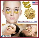 Crystal Gold Collagen Under Eye Patches Mask Anti Aging Dark Circle Wrinkles Lot