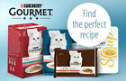 PURINA GOURMET Perle Cat Food. FIND THE PERFECT RECIPE